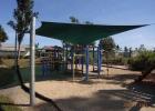 Playground Shade Sail Cover